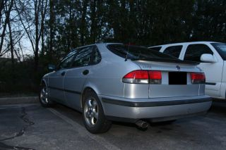 Saab 93 Turbo 2000 Year photo