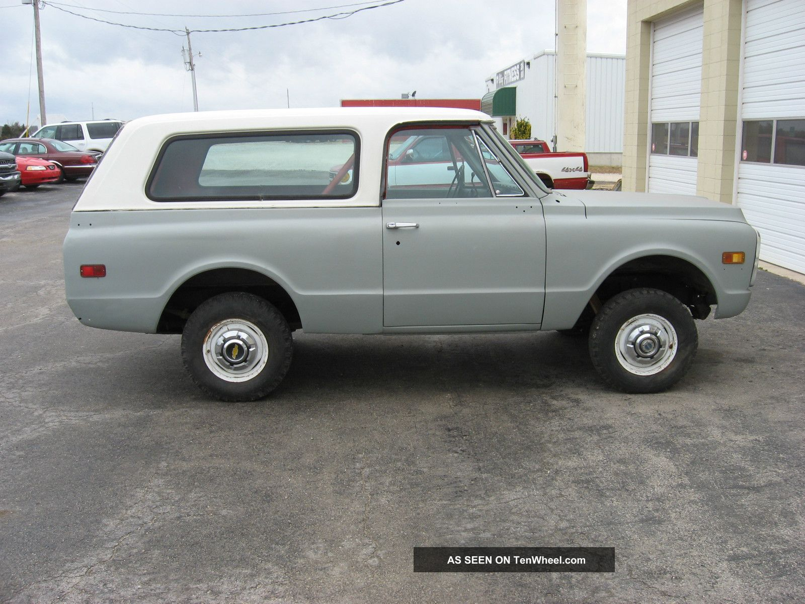 Related Pictures 1969 chevy 4x4 stepside short box for 6 000 for sale ...