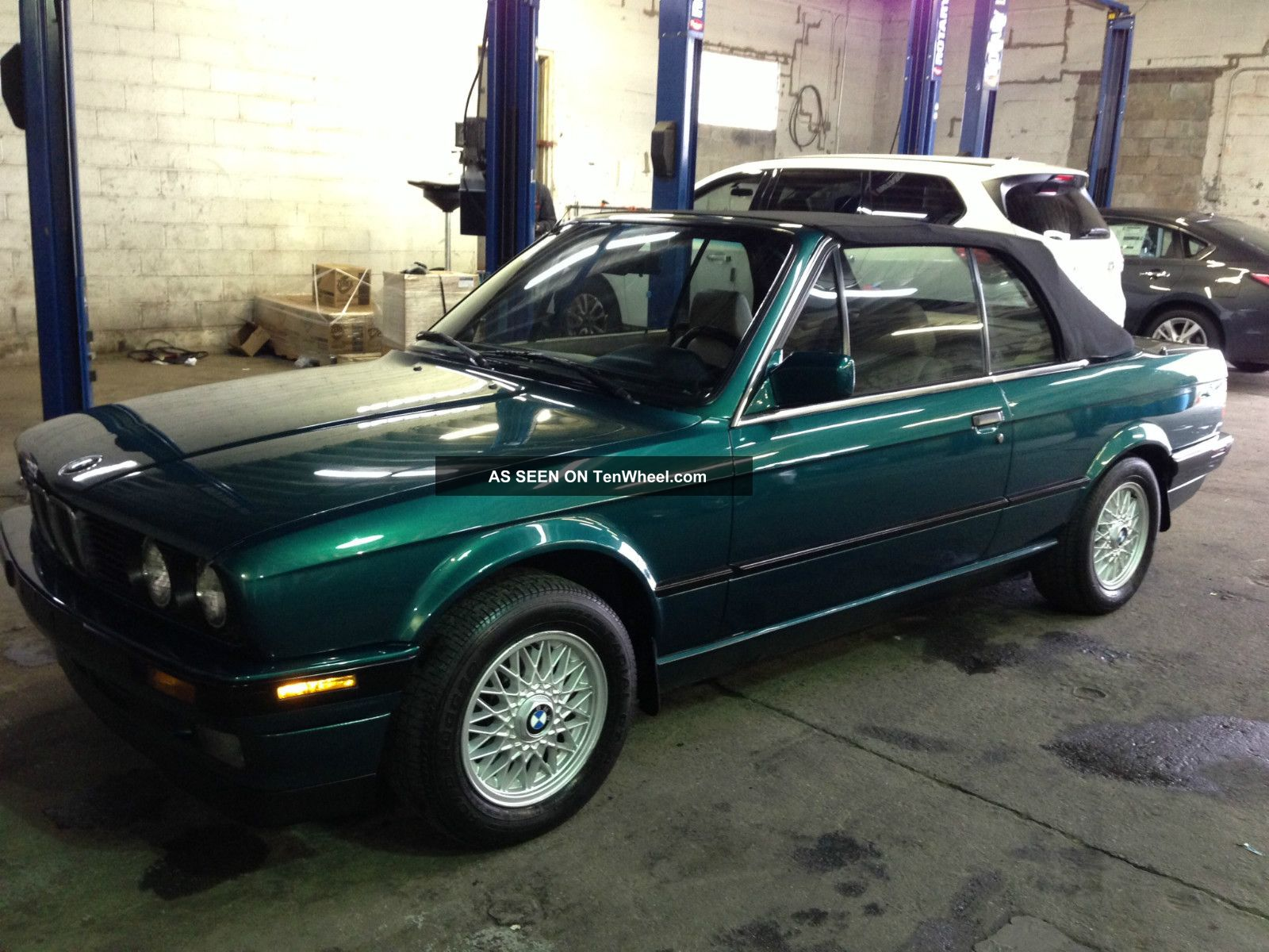 1991 bmw e30 325i convertable 153k title car fax. Black Bedroom Furniture Sets. Home Design Ideas