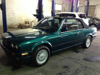 1991 Bmw E30 325i Convertable,  153k,  Title,  Car Fax, photo