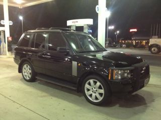 2004 Range Rover Westminster photo