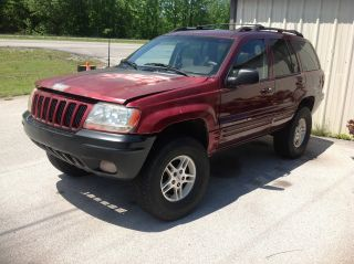 1999 Jeep Grand Cherokee photo