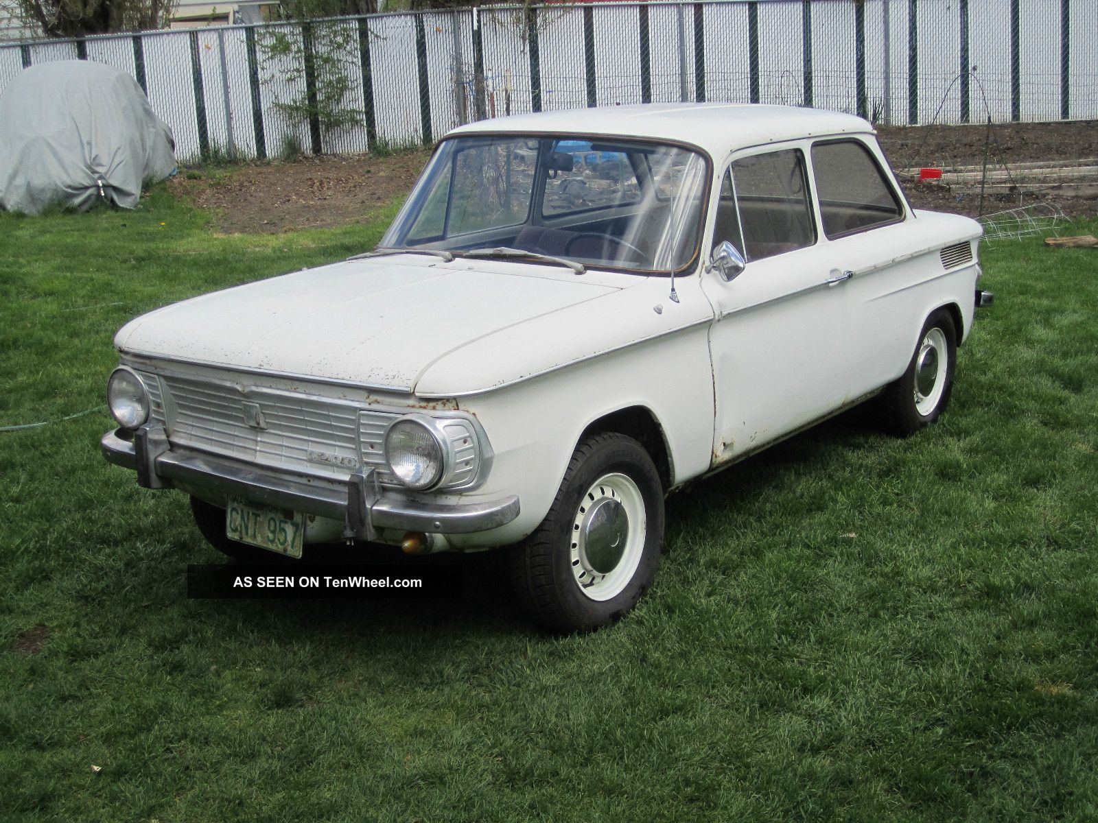 1968 Nsu 1200c Other Makes photo