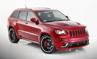 2012 Jeep Grand Cherokee Srt 8 Sema Car 22