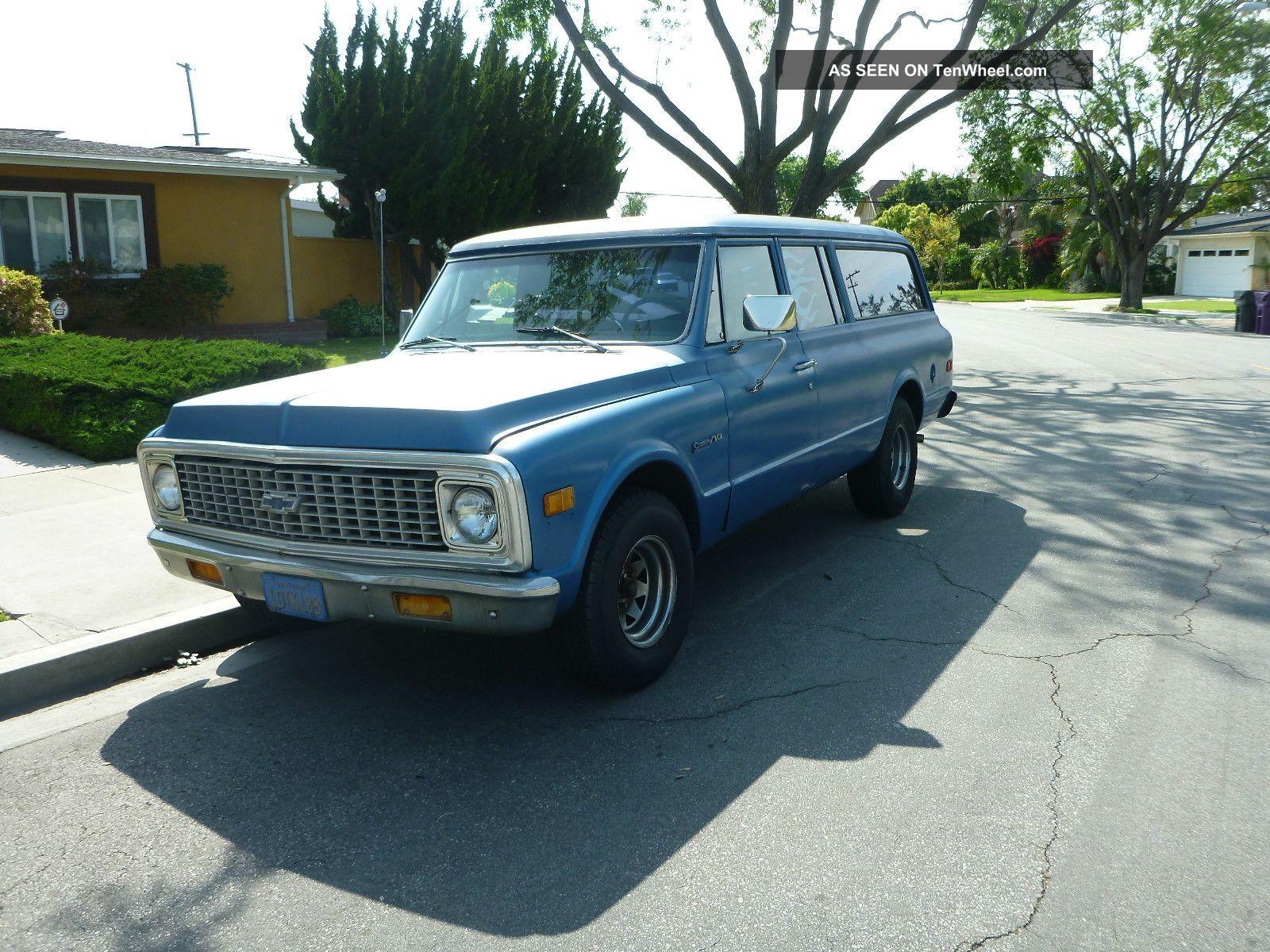 1971 c10 3 door for 10 door suburban