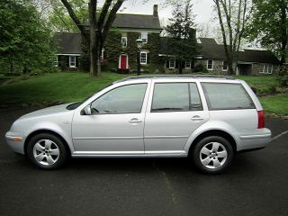 2005 Volkswagen Jetta Gls Tdi Wagon 4 - Door 1.  9l With photo