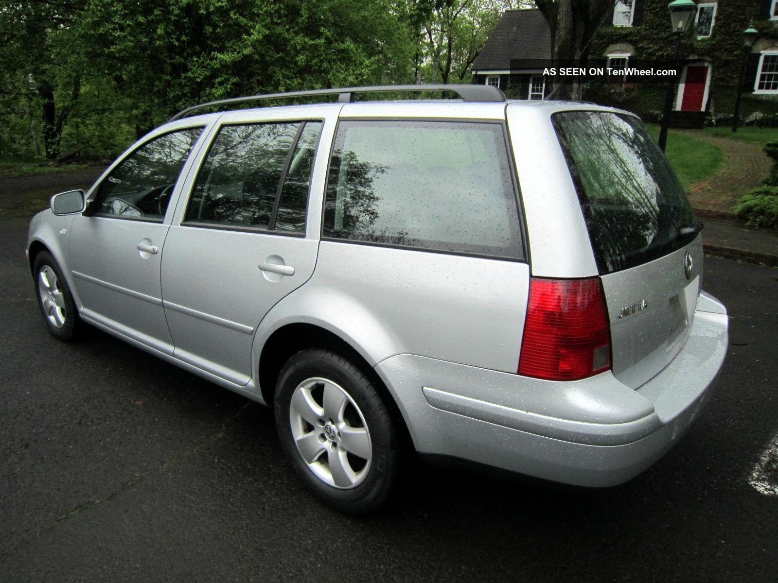 VW Jetta TDI AWD