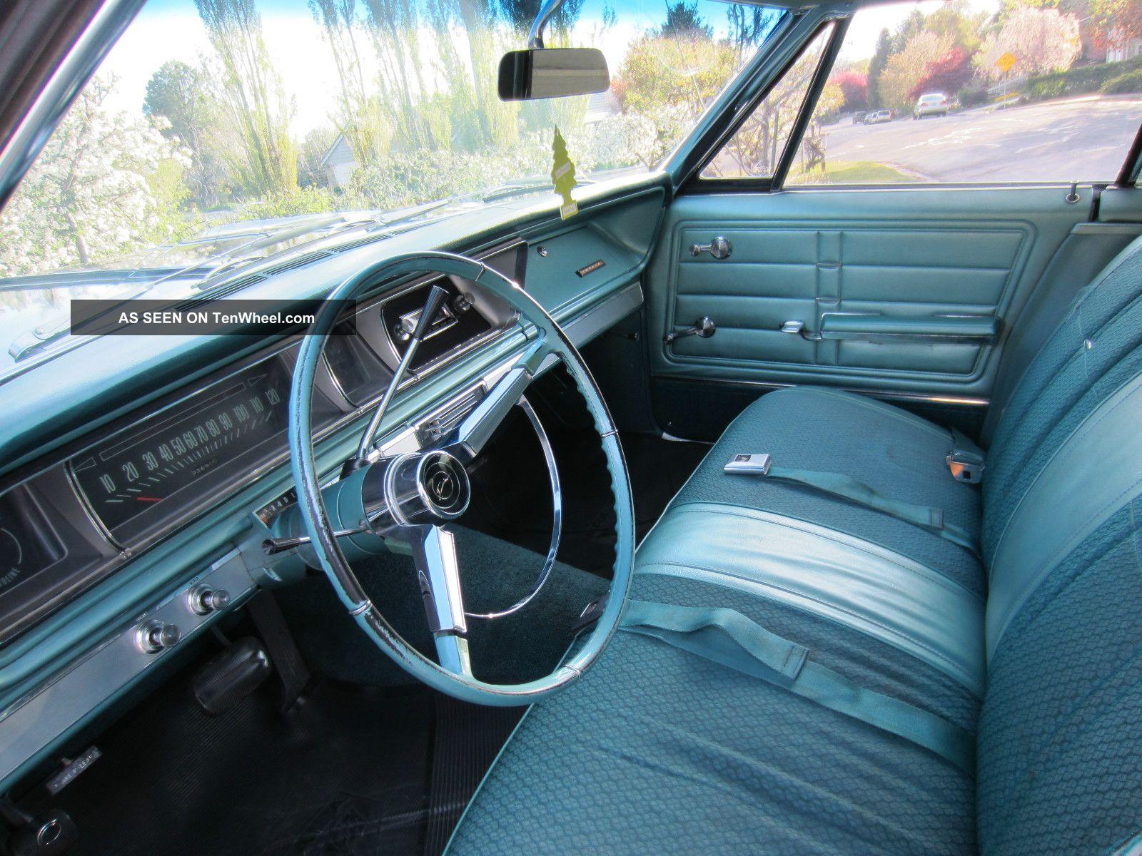 1966 Chevrolet Bel Air Interior Impala Black Gray Base Hardtop Door 1600x1200