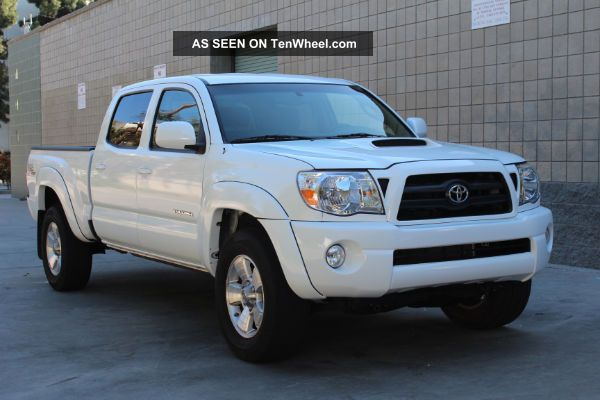 2006 Toyota Tacoma Pre Runner Double Crew Cab Sr5 Trd Sport Longbed Pickup Truck Tacoma photo