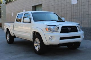 2006 Toyota Tacoma Pre Runner Double Crew Cab Sr5 Trd Sport Longbed Pickup Truck photo