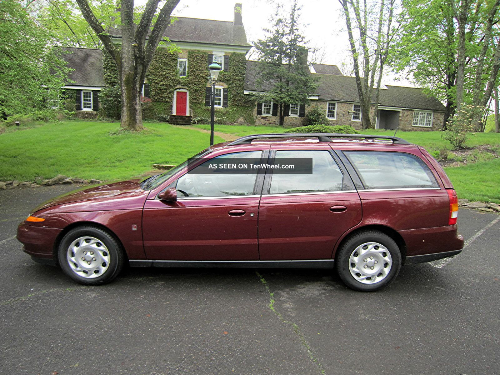 2000 Saturn Sl2 Wagon And A One With
