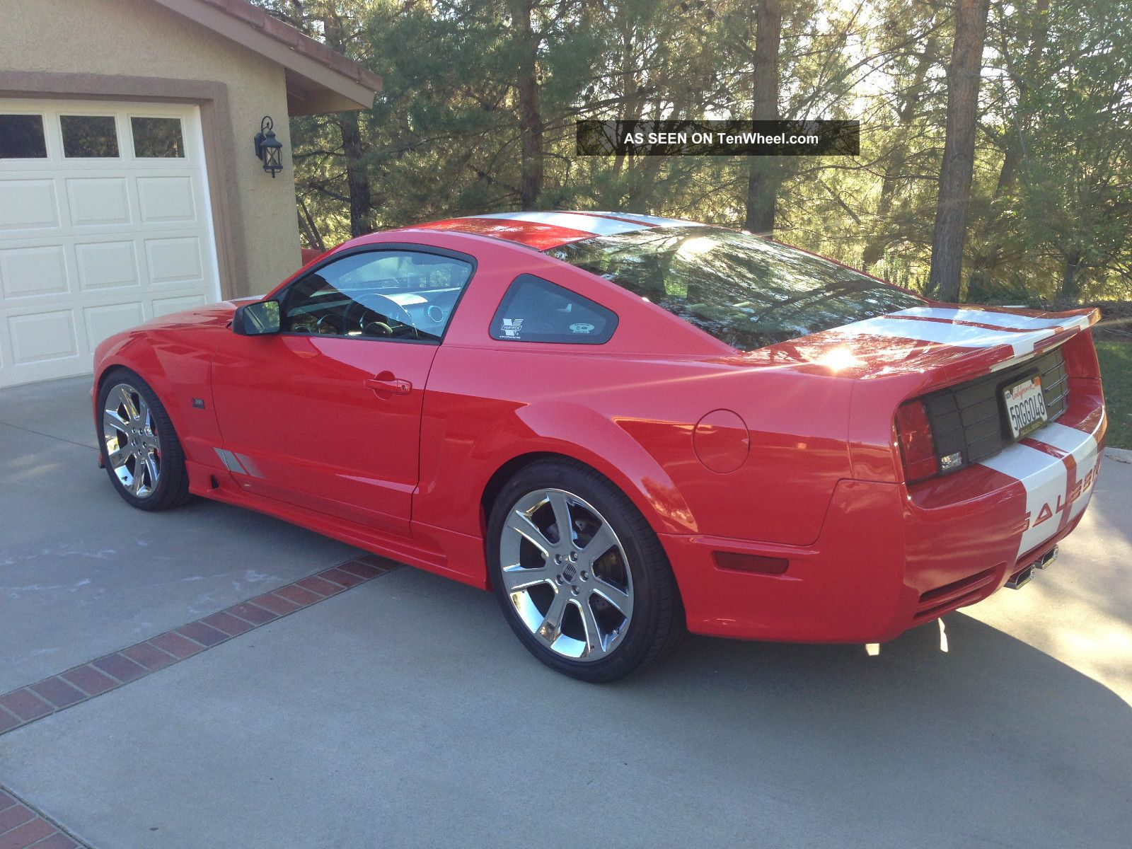 2005 Ford Mustang Saleen Specs Car Autos Gallery