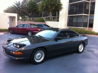 1994 Bmw 840ci Base Coupe 2 - Door 4.  0l photo