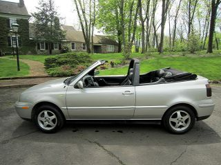 2000 Volkswagen Cabrio With photo