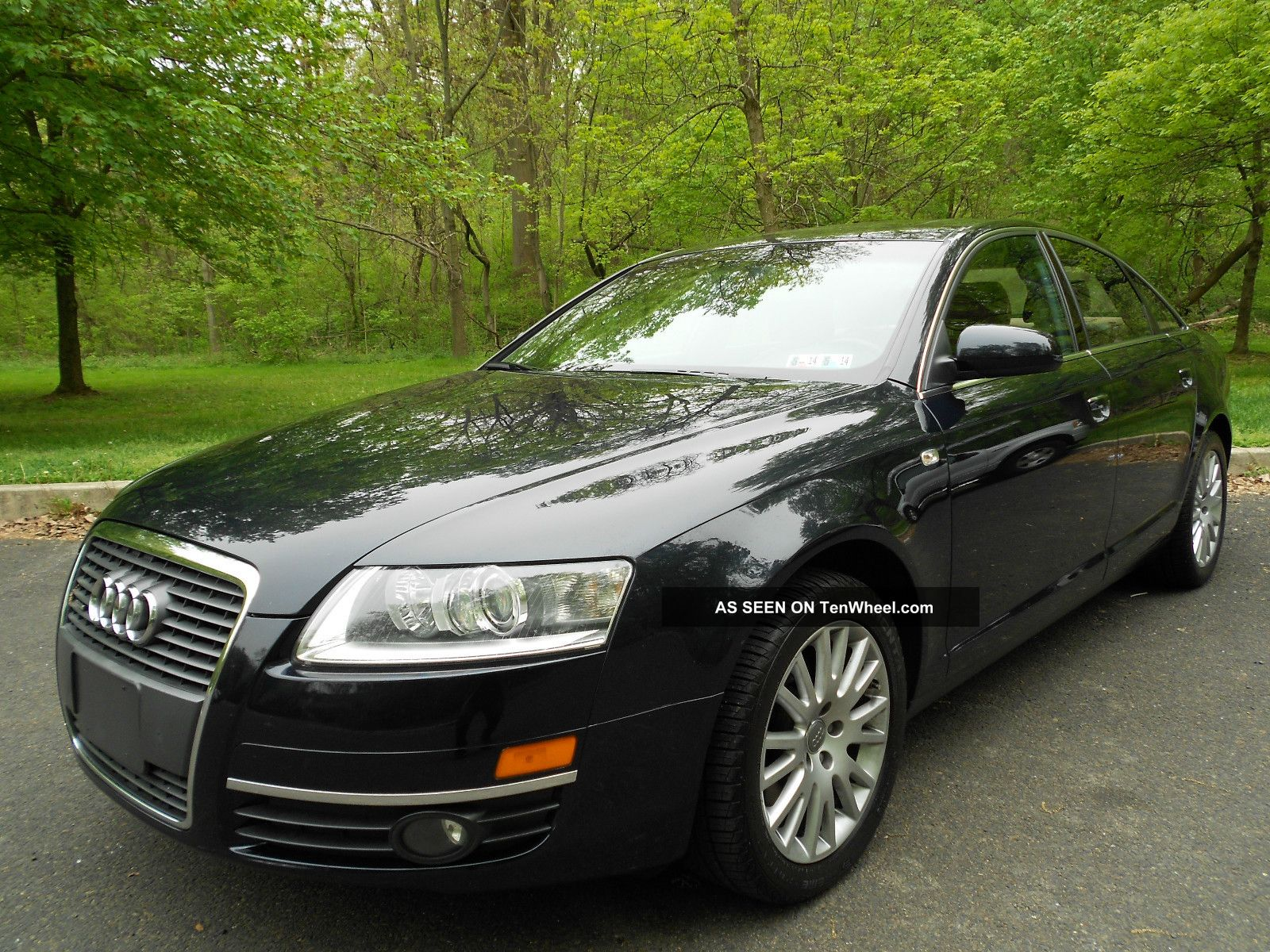 2007 audi a6 3 2 quattro showroom condition. Black Bedroom Furniture Sets. Home Design Ideas