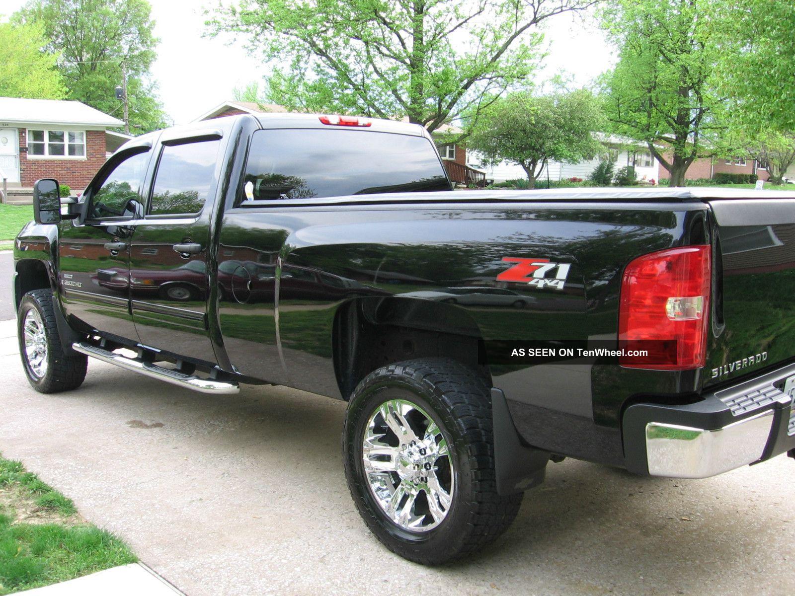 2009 chevrolet silverado 3500 hd lt crew cab pickup 4 door 6 6l. Black Bedroom Furniture Sets. Home Design Ideas
