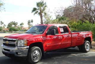 2011 Chevrolet Silverado 3500 Crew Cab photo