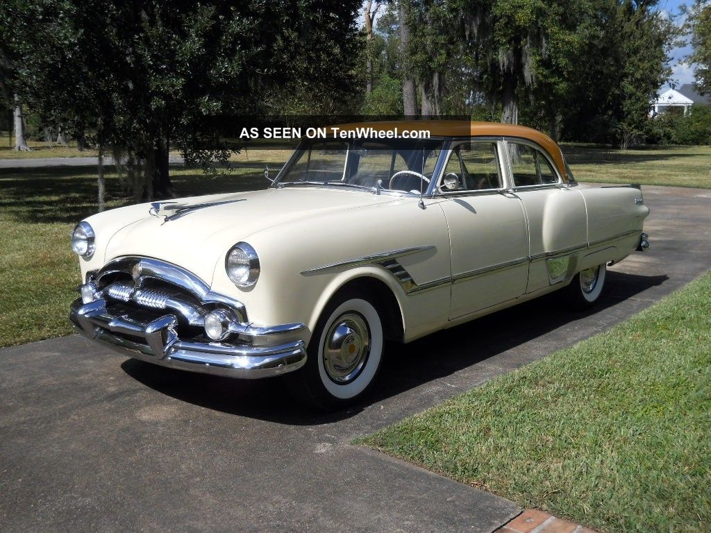 1953 Packard Patrician 4 - Door Sedan Packard photo