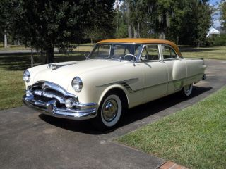 1953 Packard Patrician 4 - Door Sedan photo
