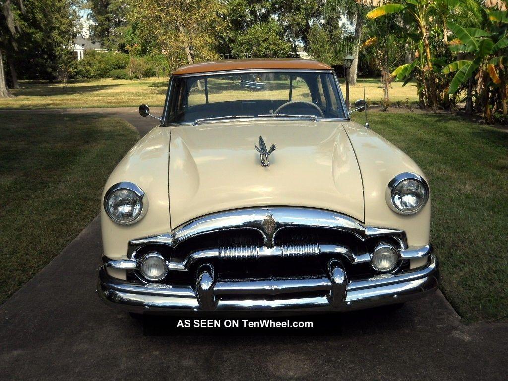 1953 Packard Patrician 4 Door Sedan