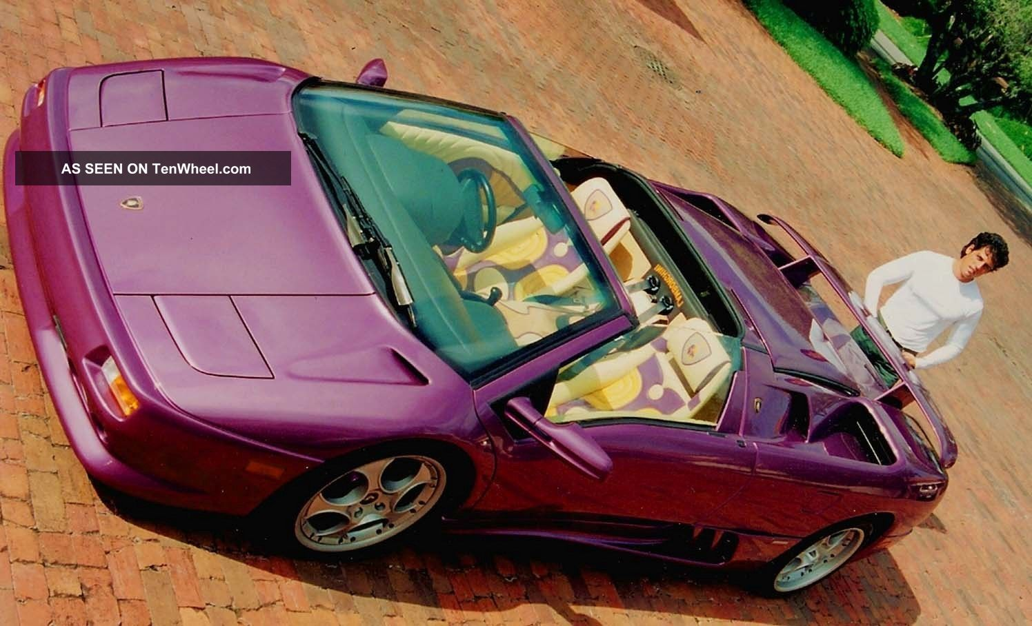Lamborghini Diablo Coupe Door L Vt Roadster Lgw