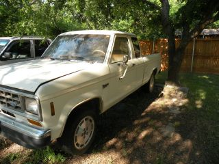 1988 Ranger Cab photo