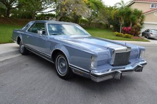 1979 Continental Mark V Givenchy photo