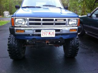 1985 Toyota 4runner Sr5 Sport Utility 2 - Door 2.  4l photo