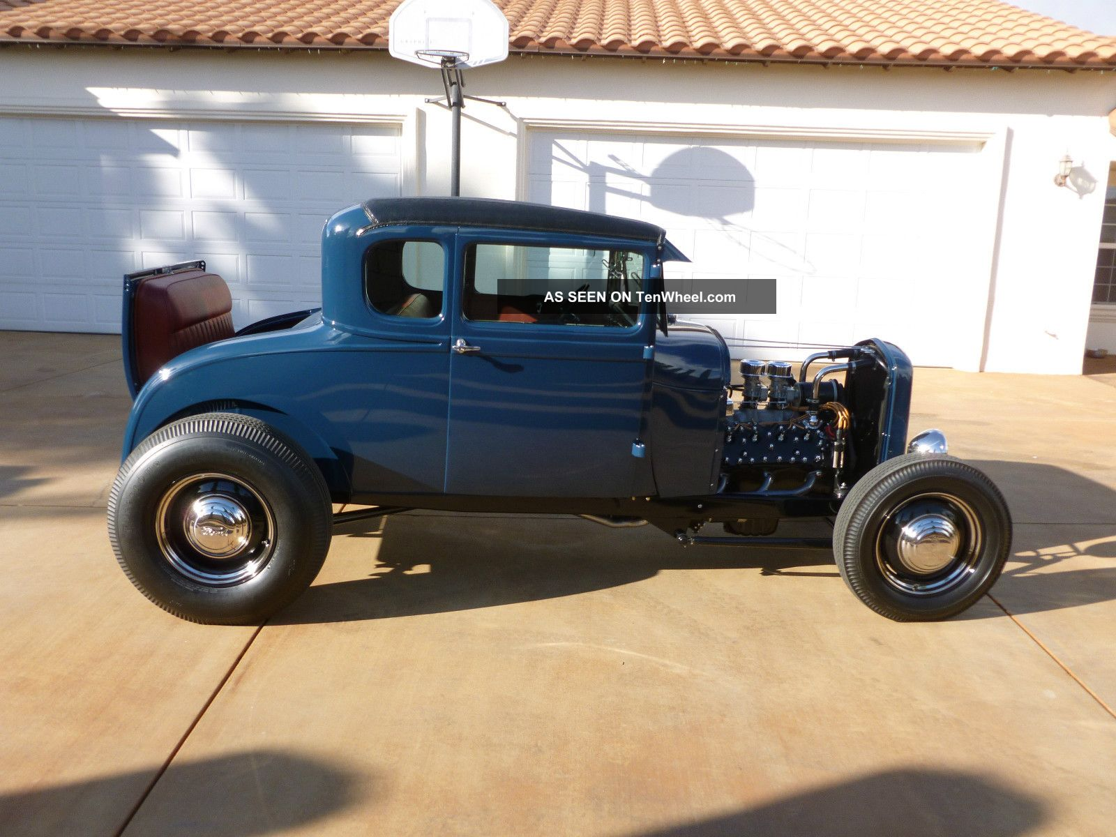 1929 ford a v8 5 window coupe for 1929 ford 5 window coupe
