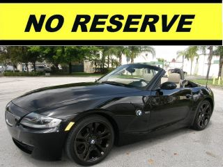 2006 Bmw Z4 Convertible, ,  18inch Rims,  Power Top,  Under photo