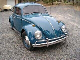 1964 Vw Bug - - Awesome Piece photo