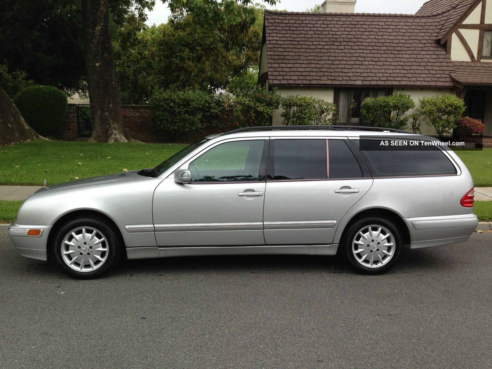 California rust 2002 mbz e320 wagon for Mercedes benz e320 wagon