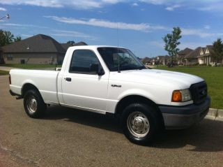 2004 Ford Ranger Xl Standard Cab Pickup 2 - Door 2.  3l Truck photo