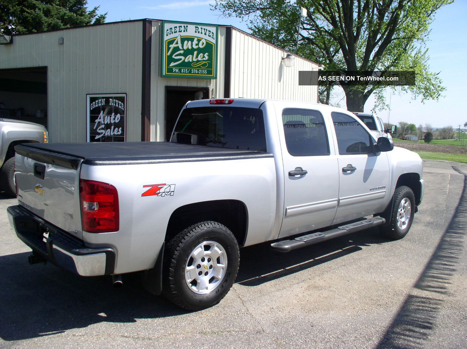 2010 chevrolet silverado 1500 lt crew cab pickup 4 door 5 3l. Black Bedroom Furniture Sets. Home Design Ideas