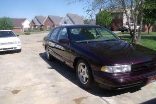 1996 Chevrolet Impala Ss Lt1 350 photo