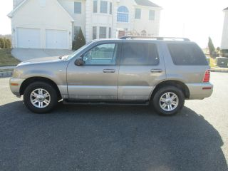 2002 Mercury Mountaineer Awd; 4.  6l Engine - - photo