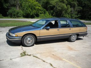 1994 Buick Woody 1.  Owner, ,  All,  Best Find On Ebay,  Got The Ss350 photo