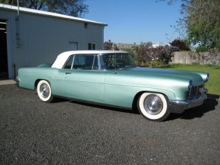 1957 Lincoln Continental Mark Ii Good Driver,  Restor,  Clasic Look ' S, photo