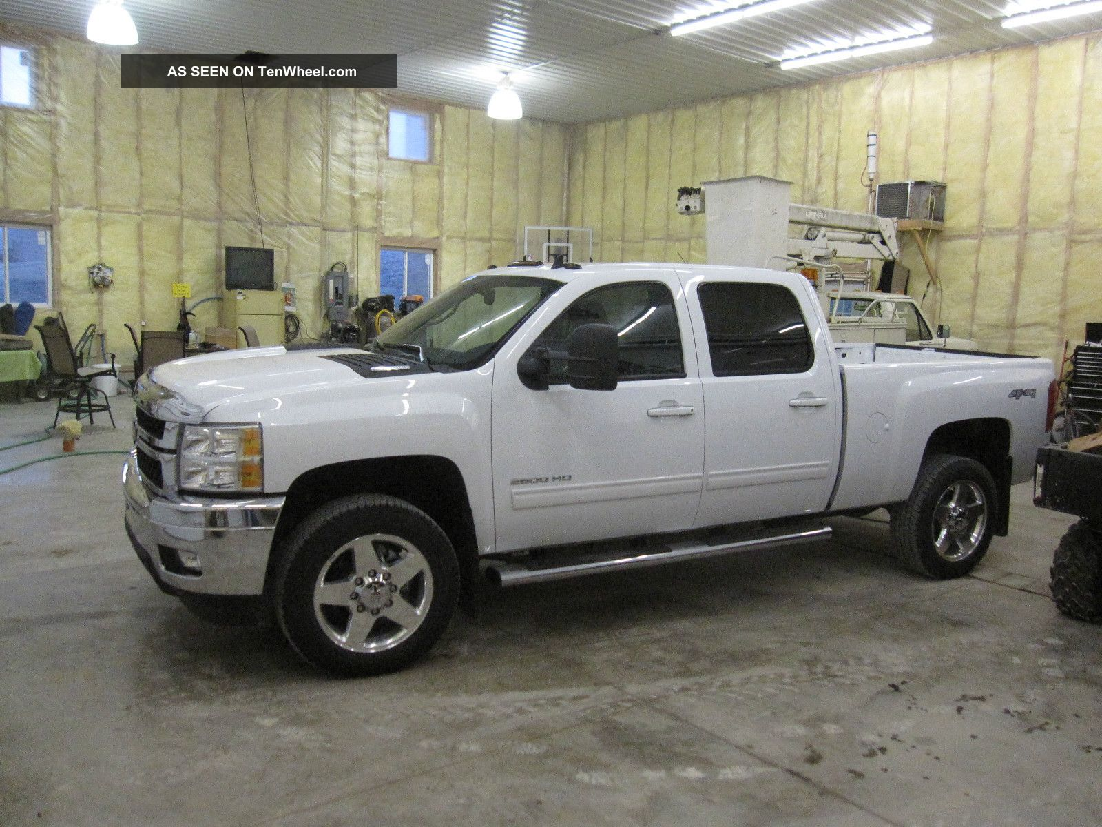 2011 chevy silverado 2500 crew cab 4wd ltz duramax. Black Bedroom Furniture Sets. Home Design Ideas