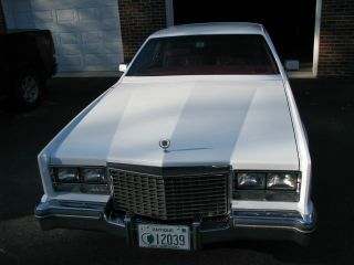 1979 Cadillac Eldorado Base Coupe 2 - Door 5.  7l photo