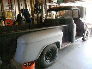 1957 Chevy 3600 Large Window Pickup. . . .  235 6 Cyl 3 Speed photo