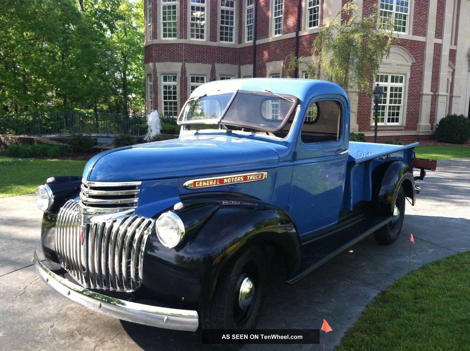 1947 General Motors Truck