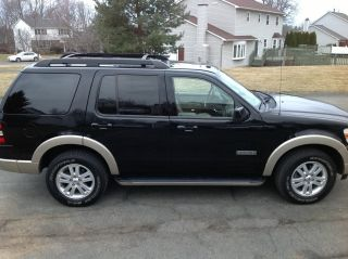 2008 Ford Explorer Eddie Bauer Sport Utility 4 - Door 4.  0l. photo