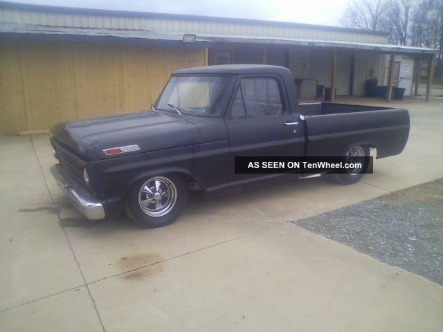 1968 Ford Truck F-100 photo