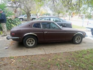 1974 Datzun 240z Or 260z. photo