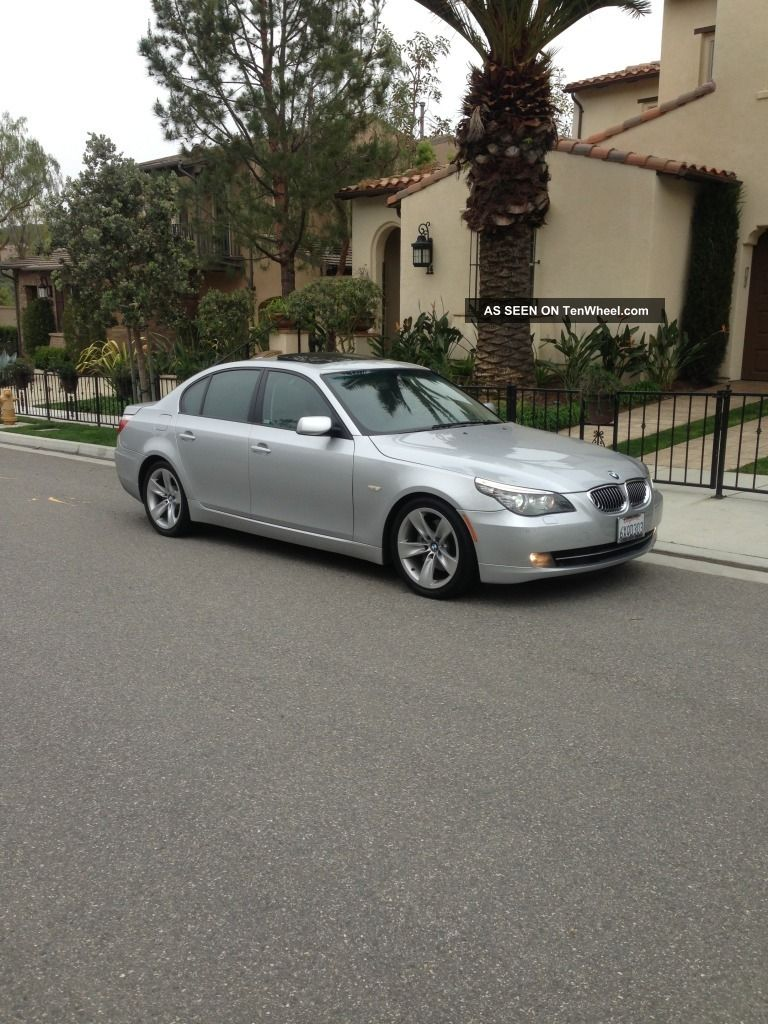 2008 Bmw 528i Sport Premium 39k For Sle By Owner 5-Series photo