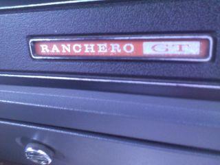 1972 Ford Ranchero Gt 5.  8l photo