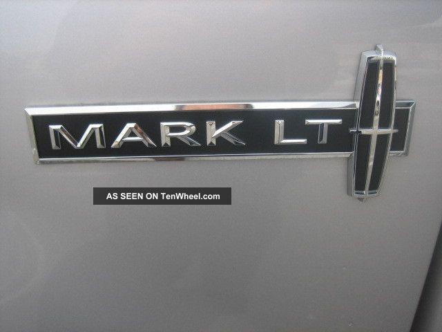 2006 Lincoln Mark Lt Base Crew Cab Pickup 4 - Door 5.  4l Mark Series photo
