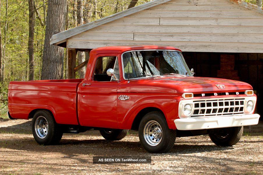 1965 Ford F 100 Truck