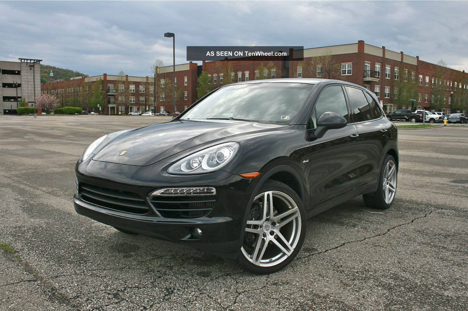 2013 Porsche Cayenne Diesel - Loaded Private Party Cayenne photo